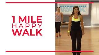 1 Mile Happy Walk [Walk at Home 1 Mile]