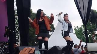 Sampe mantul-mantul Goyang Hot Duo srigala