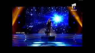 "Alex Mațaev  - James Arthur - ""Impossible"" - X Factor Romania, sezonul trei"