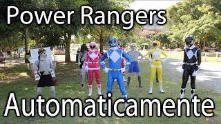 Power Rangers Automaticamente