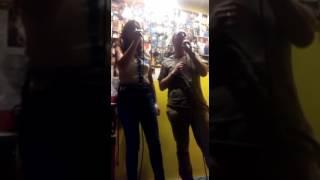 India martinez vencer al amor noche de karaoke