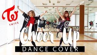 "TWICE 트와이스 - ""CHEER UP"" Dance Cover (feat. orangelkm) | charisowTV"