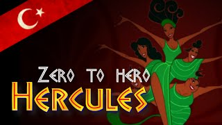 Hercules - Zero to Hero - Turkish (Subs + Trans) HD