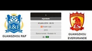 Trader Esportivo - Planilha de Analise Automática - Guangzhou R&F vs Guangzhou