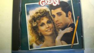 GREASE , SOUNDTRACK , CD