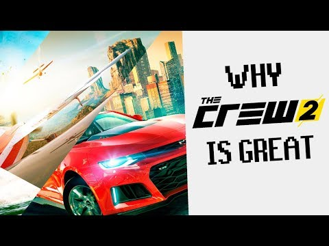 Why I Love The Crew 2