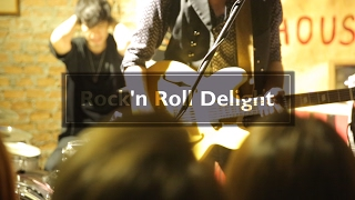 Rock'n Roll Delight - Hugo @Junk House