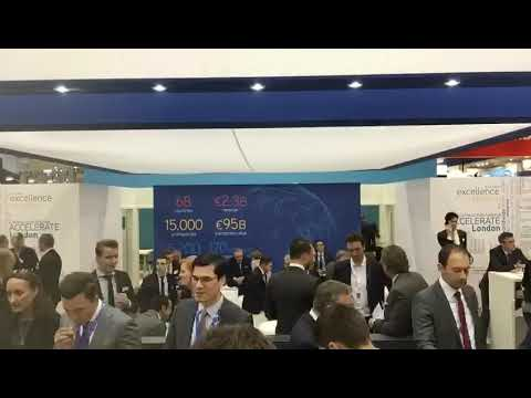 Expo Real 2017 - Colliers Stand - Day 2