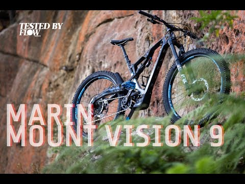 Marin Mount Vision 9 - First Impressions - Flow Mountain Bike