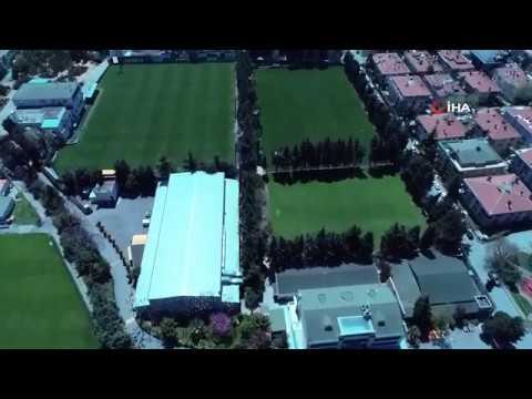Boş Futbol Sahaları Sahiplerini Bekliyor İha