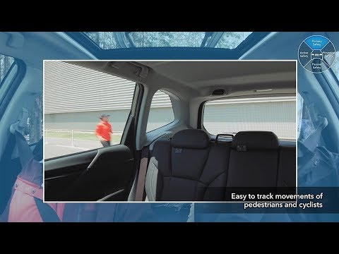 2019 Subaru Forester Safety Video