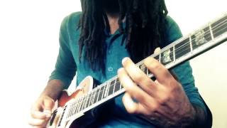Wale ft. Usher - Matrimony (electric guitar cover) 2015