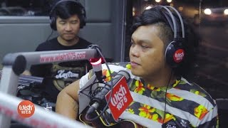 "Silent Sanctuary performs""Bumalik Ka Na Sa 'Kin"" - Song on Wish 107.5 Bus HD"
