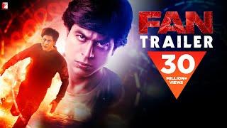 Fan   Official Trailer   Shah Rukh Khan