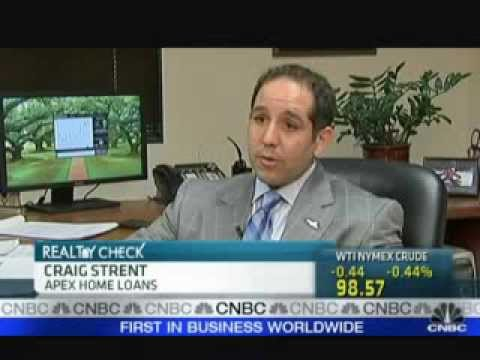 Serial Refinancers - CNBC consults Craig Strent of Apex Home Loans