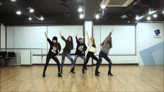 4MINUTE   '미쳐 CRAZY' Dance Practice HYUNA 현아 MV