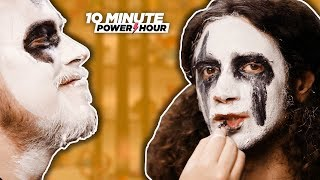 Black Metal Beauty Makeover - 10 Minute Power Hour