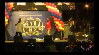 Hodgy Beats - Turnt Down LIVE at Paid Dues 2012