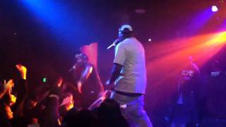 "Young Jeezy ""Go Crazy"" Live At Mezanine San Francisco 08/31/11"