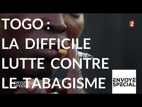 Nouvel Ordre Mondial - Envoyé spécial. Togo : la difficile lutte contre le tabagisme - 16 novembre 2017 (France 2)
