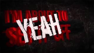Abhorrence - Death Threat (feat Tyler Shelton) LYRIC VIDEO