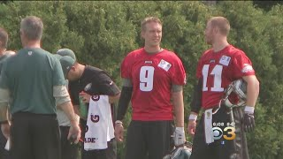 Eagles Training Camp Gets Underway At Novecare Complex