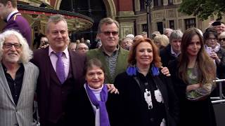 Stars and audiences react to Brassed Off Live at the Royal Albert Hall
