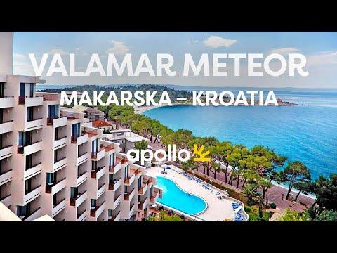 Apollos hotell Meteor i Kroatia
