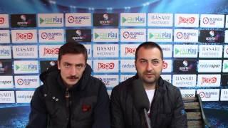 Mustafa Sarıca - Yiğit Mehmet Karaman / Word Medicine / Business Cup İstanbul 2015