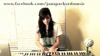 Christina Perri - The Lonely (Cover by Jana Packard)