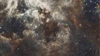 Hubble: 30 Doradus & The Tarantula Nebula [720p] [3D converted]