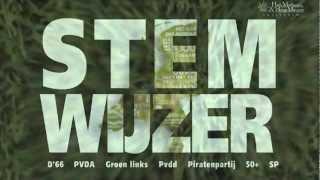 Gerard Spong steunt anti-wietpascampagne | 'Wees Slimmer, Stem Wijzer'