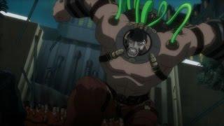 Batman vs Bane | Batman: Assault on Arkham [Русские субтитры]