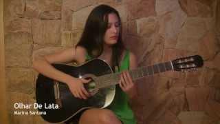 Marina Santana - Olhar De Lata