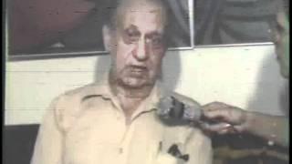 Entrevista - Geriatria - 1980