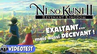 Vidéo-Test : NI NO KUNI 2 REVENANT KINGDOM : entre EXALTATION...et DÉCEPTION ! TEST PS4