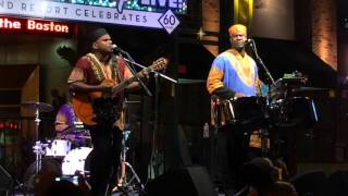 Downtown Disney Live Calypso Band: Part 1