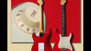 Lady Writer - Dire Straits (John Lennon Stratocaster)