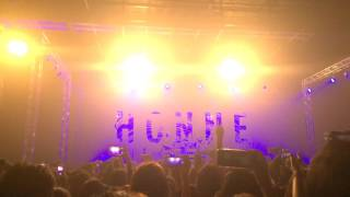 HONNE LIVE IN BKK - Warm on a Cold Night