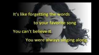 Regina Spektor- Eet with Lyrics