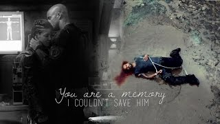 lincoln & octavia | you are a memory
