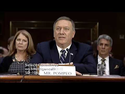 Rubio questions Rep. Mike Pompeo at CIA director confirmation hearing