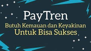 Motivasi Bisnis PAYTREN Oleh Papy JASMAN