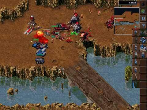 KKND: Krush Kill 'N Destroy (Survivors: Mission 13) (Beam Software) (MS-DOS) [1997] [PC Longplay]