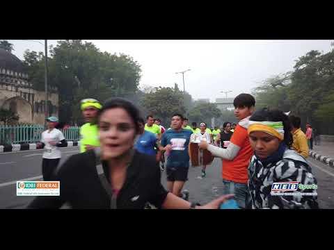 idbi federal life insurance new delhi marathon