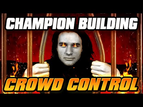How to Build Crowd Control Champions in Raid Shadow Legends