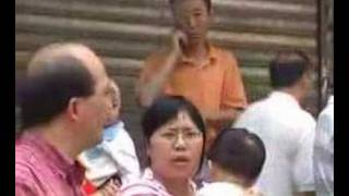 Earthquake 7.9 Hits in China Amazing Live Video 5_12_08