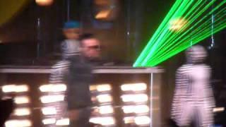 Black Eyed Peas - Boom Boom Pow (BBC Switch Live) 08/11/2009