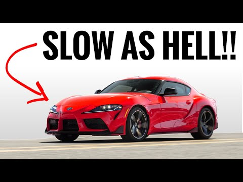 7 SLOW Cars STUPID People THINK ARE FAST!