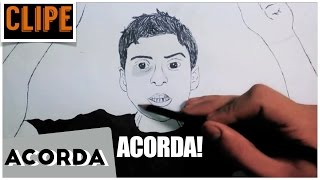 ACORDA (Desenho e Letra) -  Fabio Brazza